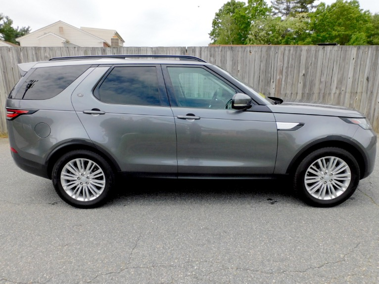 Used 2017 Land Rover Discovery HSE V6 Supercharged Used 2017 Land Rover Discovery HSE V6 Supercharged for sale  at Metro West Motorcars LLC in Shrewsbury MA 6