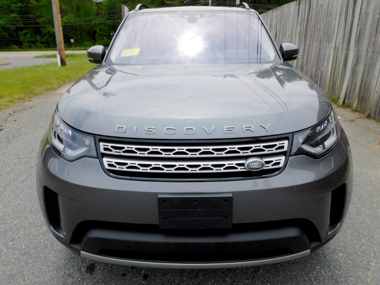 Used 2017 Land Rover Discovery HSE V6 Supercharged Used 2017 Land Rover Discovery HSE V6 Supercharged for sale  at Metro West Motorcars LLC in Shrewsbury MA 8