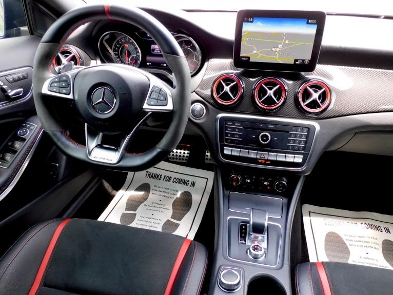 Used 2018 Mercedes-Benz Gla AMG GLA 45 4MATIC SUV Used 2018 Mercedes-Benz Gla AMG GLA 45 4MATIC SUV for sale  at Metro West Motorcars LLC in Shrewsbury MA 10