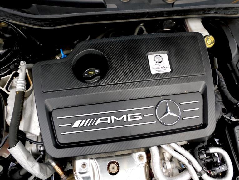 Used 2018 Mercedes-Benz Gla AMG GLA 45 4MATIC SUV Used 2018 Mercedes-Benz Gla AMG GLA 45 4MATIC SUV for sale  at Metro West Motorcars LLC in Shrewsbury MA 19