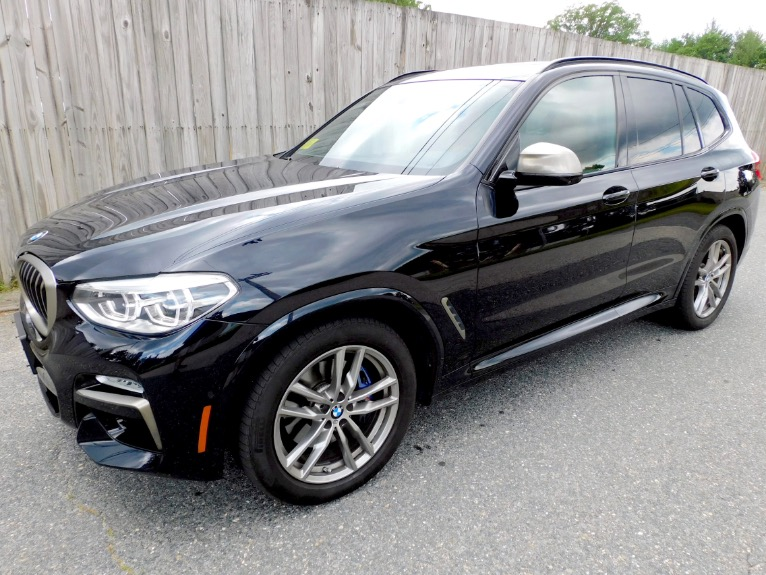 Used Used 2019 BMW X3 M40i Sports Activity Vehicle for sale $48,800 at Metro West Motorcars LLC in Shrewsbury MA
