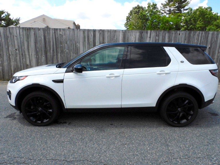 Used 2015 Land Rover Discovery Sport AWD 4dr HSE Used 2015 Land Rover Discovery Sport AWD 4dr HSE for sale  at Metro West Motorcars LLC in Shrewsbury MA 2