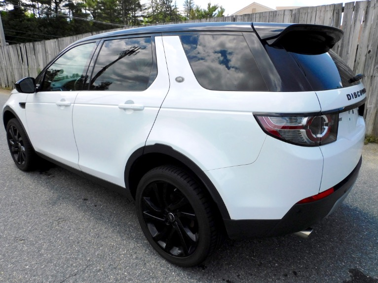 Used 2015 Land Rover Discovery Sport AWD 4dr HSE Used 2015 Land Rover Discovery Sport AWD 4dr HSE for sale  at Metro West Motorcars LLC in Shrewsbury MA 3