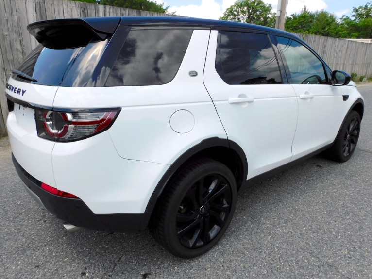 Used 2015 Land Rover Discovery Sport AWD 4dr HSE Used 2015 Land Rover Discovery Sport AWD 4dr HSE for sale  at Metro West Motorcars LLC in Shrewsbury MA 5