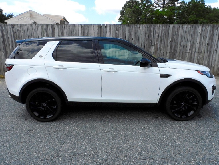 Used 2015 Land Rover Discovery Sport AWD 4dr HSE Used 2015 Land Rover Discovery Sport AWD 4dr HSE for sale  at Metro West Motorcars LLC in Shrewsbury MA 6