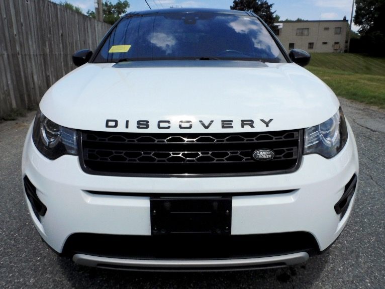 Used 2015 Land Rover Discovery Sport AWD 4dr HSE Used 2015 Land Rover Discovery Sport AWD 4dr HSE for sale  at Metro West Motorcars LLC in Shrewsbury MA 8