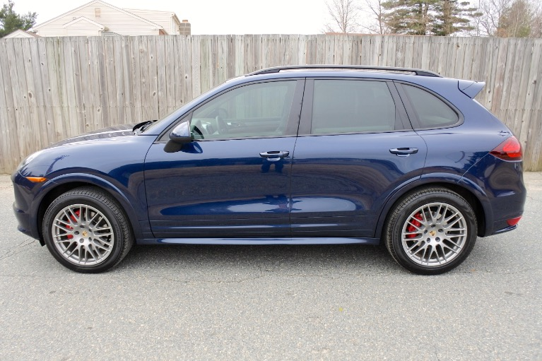 Used 2013 Porsche Cayenne GTS AWD Used 2013 Porsche Cayenne GTS AWD for sale  at Metro West Motorcars LLC in Shrewsbury MA 2