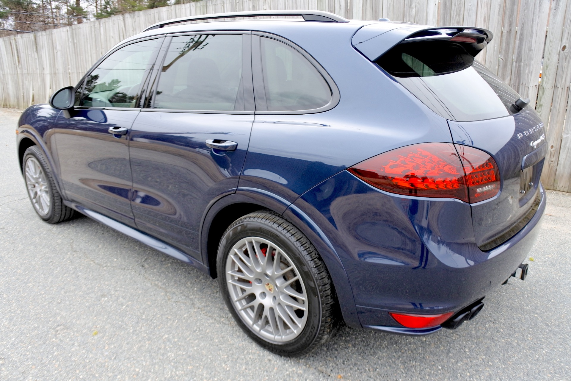 Used 2013 Porsche Cayenne GTS AWD Used 2013 Porsche Cayenne GTS AWD for sale  at Metro West Motorcars LLC in Shrewsbury MA 3