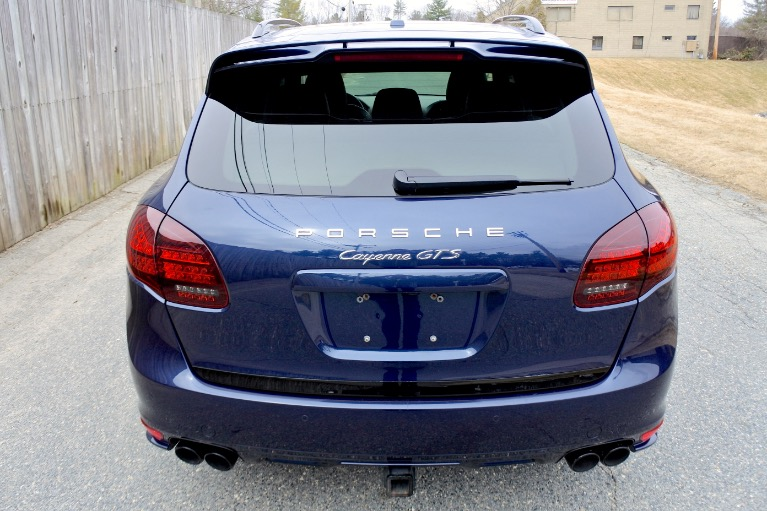 Used 2013 Porsche Cayenne GTS AWD Used 2013 Porsche Cayenne GTS AWD for sale  at Metro West Motorcars LLC in Shrewsbury MA 4