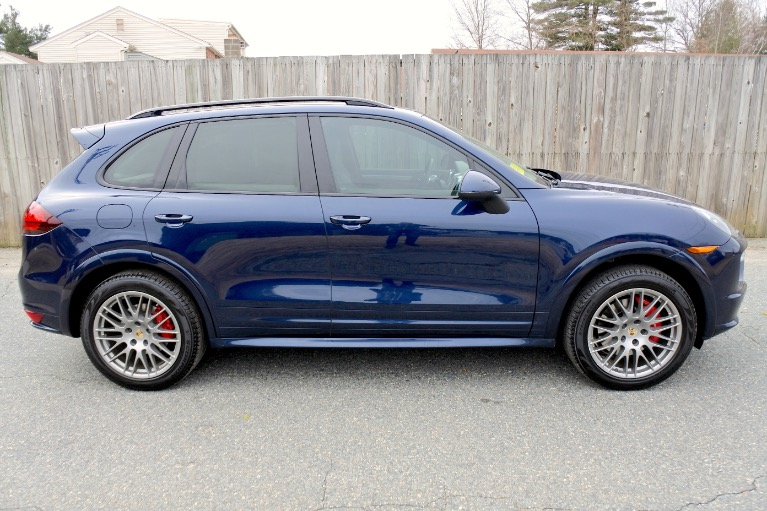 Used 2013 Porsche Cayenne GTS AWD Used 2013 Porsche Cayenne GTS AWD for sale  at Metro West Motorcars LLC in Shrewsbury MA 6