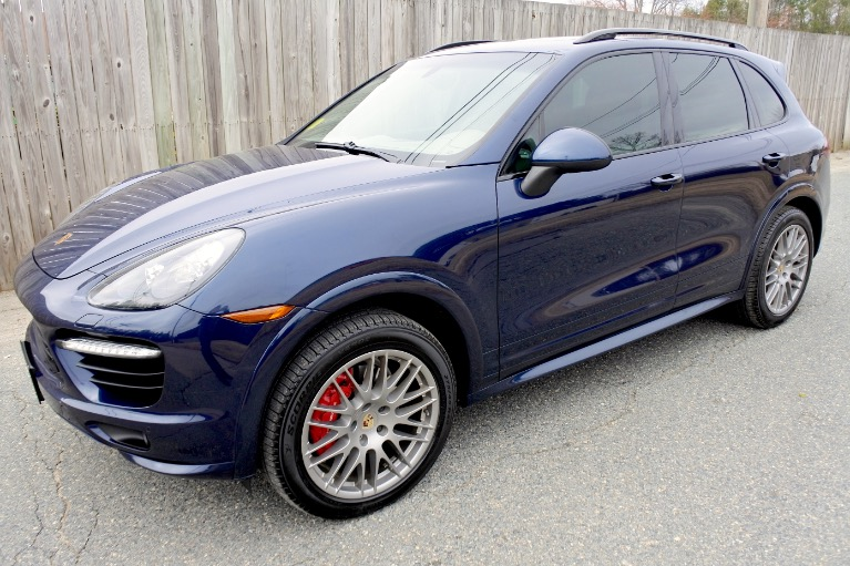 Used Used 2013 Porsche Cayenne GTS AWD for sale $33,880 at Metro West Motorcars LLC in Shrewsbury MA