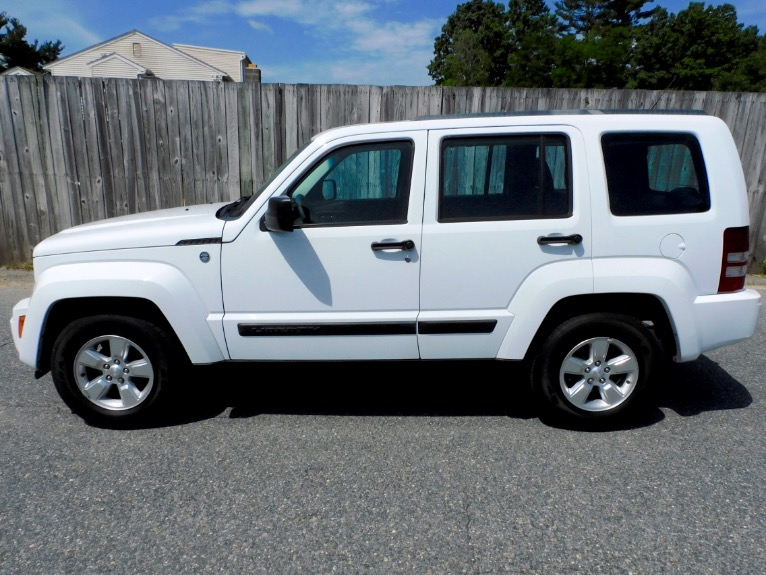 Used 2011 Jeep Liberty 4WD 4dr Sport Used 2011 Jeep Liberty 4WD 4dr Sport for sale  at Metro West Motorcars LLC in Shrewsbury MA 2