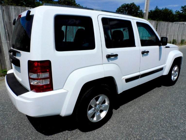 Used 2011 Jeep Liberty 4WD 4dr Sport Used 2011 Jeep Liberty 4WD 4dr Sport for sale  at Metro West Motorcars LLC in Shrewsbury MA 5