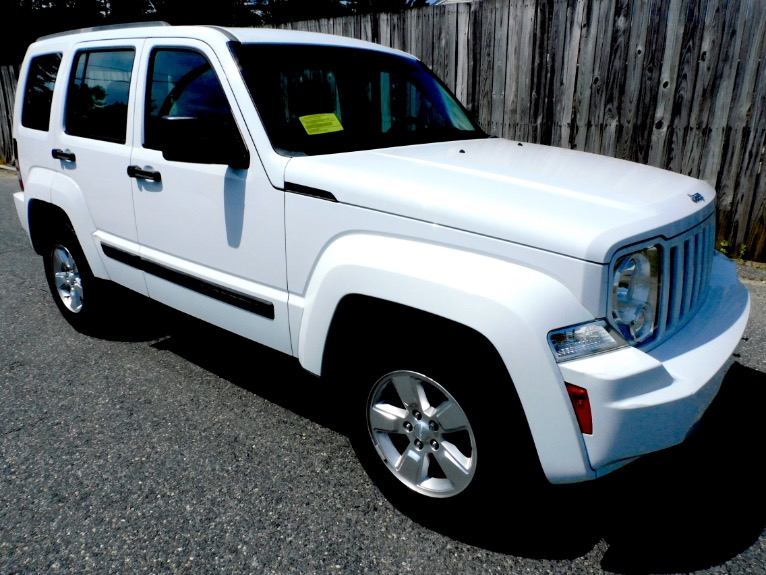 Used 2011 Jeep Liberty 4WD 4dr Sport Used 2011 Jeep Liberty 4WD 4dr Sport for sale  at Metro West Motorcars LLC in Shrewsbury MA 7