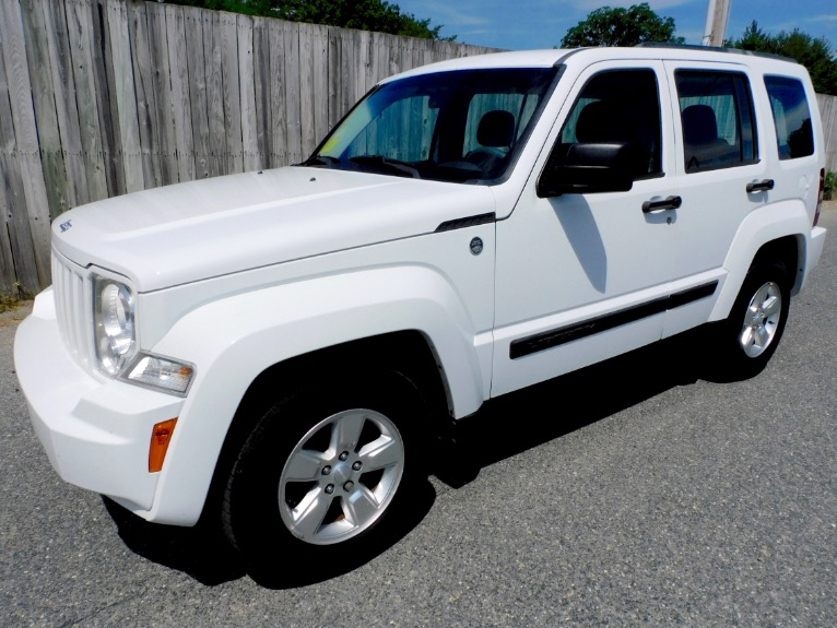 Used Used 2011 Jeep Liberty 4WD 4dr Sport for sale $8,800 at Metro West Motorcars LLC in Shrewsbury MA