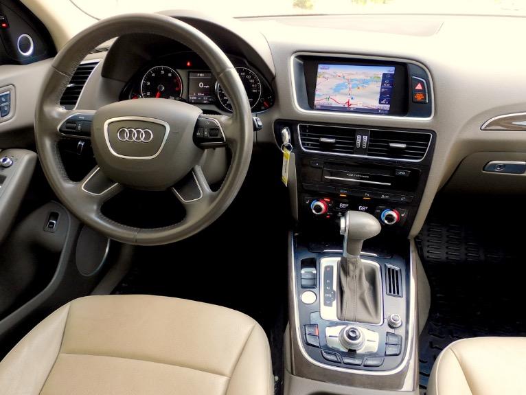 Used 2014 Audi Q5 Quattro 3.0T Premium Plus Used 2014 Audi Q5 Quattro 3.0T Premium Plus for sale  at Metro West Motorcars LLC in Shrewsbury MA 10