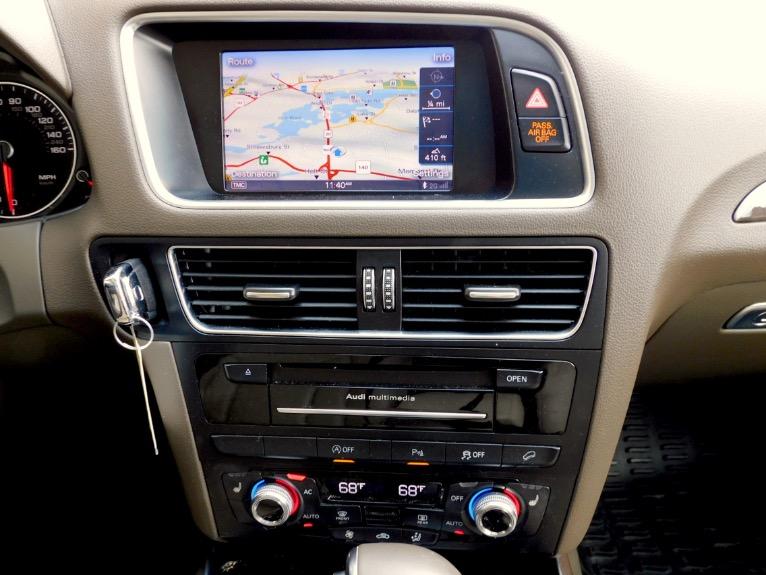 Used 2014 Audi Q5 Quattro 3.0T Premium Plus Used 2014 Audi Q5 Quattro 3.0T Premium Plus for sale  at Metro West Motorcars LLC in Shrewsbury MA 11