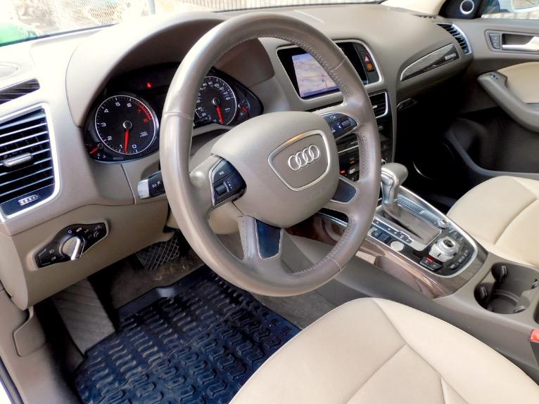 Used 2014 Audi Q5 Quattro 3.0T Premium Plus Used 2014 Audi Q5 Quattro 3.0T Premium Plus for sale  at Metro West Motorcars LLC in Shrewsbury MA 13