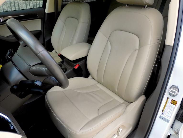 Used 2014 Audi Q5 Quattro 3.0T Premium Plus Used 2014 Audi Q5 Quattro 3.0T Premium Plus for sale  at Metro West Motorcars LLC in Shrewsbury MA 14