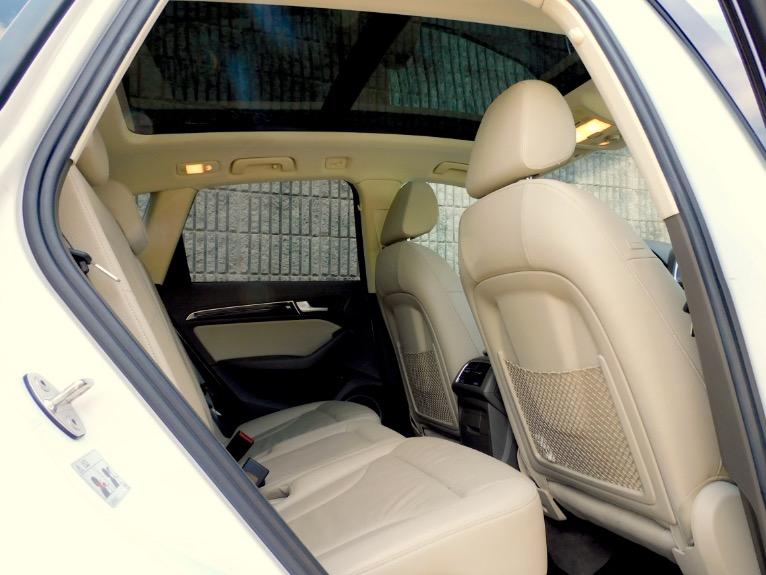 Used 2014 Audi Q5 Quattro 3.0T Premium Plus Used 2014 Audi Q5 Quattro 3.0T Premium Plus for sale  at Metro West Motorcars LLC in Shrewsbury MA 18