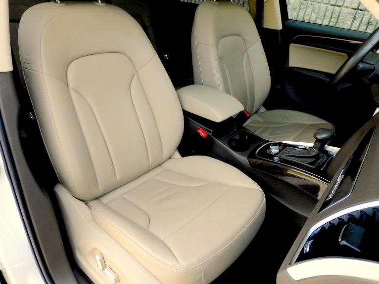 Used 2014 Audi Q5 Quattro 3.0T Premium Plus Used 2014 Audi Q5 Quattro 3.0T Premium Plus for sale  at Metro West Motorcars LLC in Shrewsbury MA 19