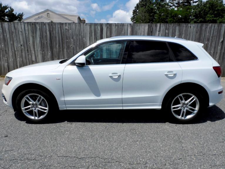 Used 2014 Audi Q5 Quattro 3.0T Premium Plus Used 2014 Audi Q5 Quattro 3.0T Premium Plus for sale  at Metro West Motorcars LLC in Shrewsbury MA 2