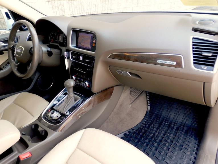 Used 2014 Audi Q5 Quattro 3.0T Premium Plus Used 2014 Audi Q5 Quattro 3.0T Premium Plus for sale  at Metro West Motorcars LLC in Shrewsbury MA 20