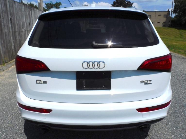Used 2014 Audi Q5 Quattro 3.0T Premium Plus Used 2014 Audi Q5 Quattro 3.0T Premium Plus for sale  at Metro West Motorcars LLC in Shrewsbury MA 4