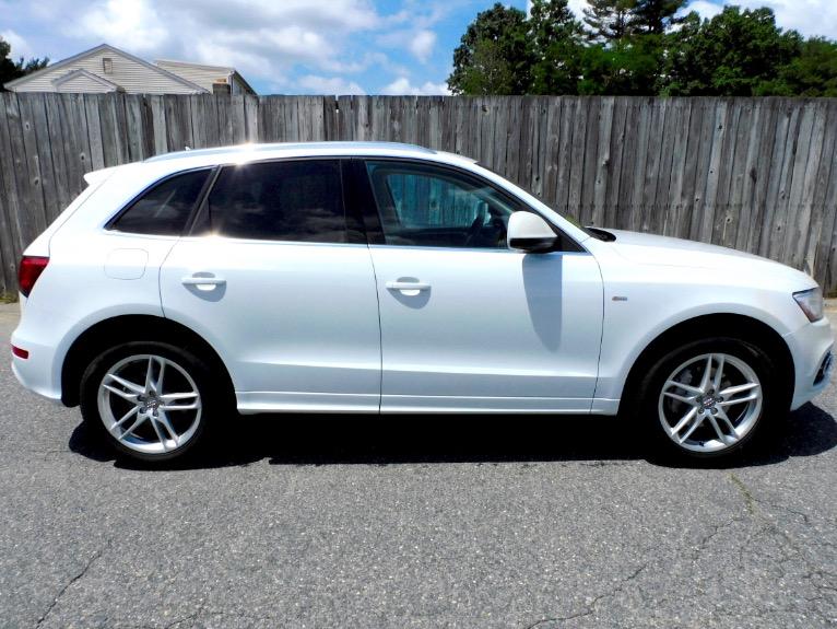 Used 2014 Audi Q5 Quattro 3.0T Premium Plus Used 2014 Audi Q5 Quattro 3.0T Premium Plus for sale  at Metro West Motorcars LLC in Shrewsbury MA 6