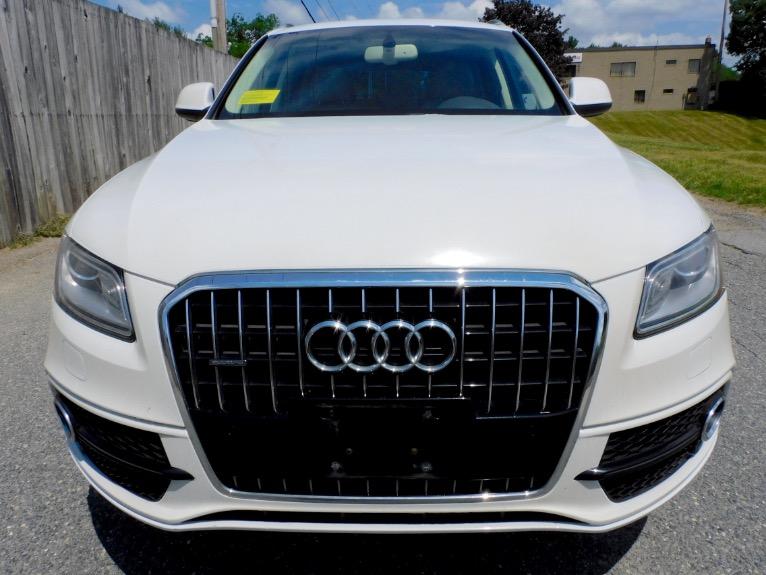 Used 2014 Audi Q5 Quattro 3.0T Premium Plus Used 2014 Audi Q5 Quattro 3.0T Premium Plus for sale  at Metro West Motorcars LLC in Shrewsbury MA 8