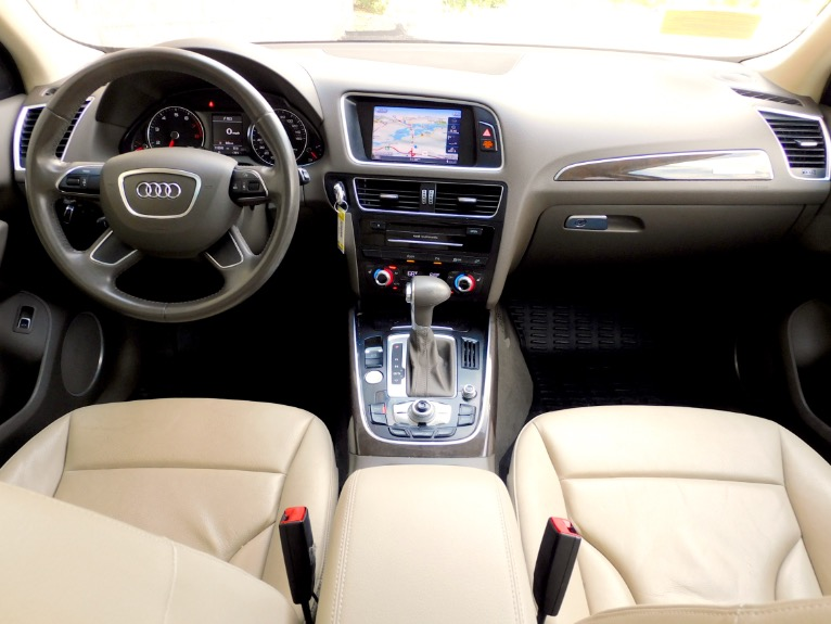 Used 2014 Audi Q5 Quattro 3.0T Premium Plus Used 2014 Audi Q5 Quattro 3.0T Premium Plus for sale  at Metro West Motorcars LLC in Shrewsbury MA 9