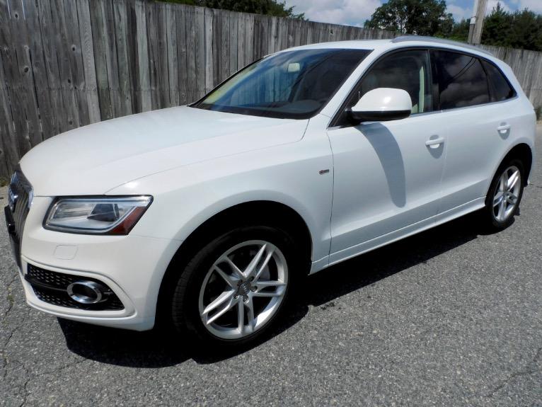 Used Used 2014 Audi Q5 quattro 4dr 3.0T Premium Plus for sale Call for price at Metro West Motorcars LLC in Shrewsbury MA