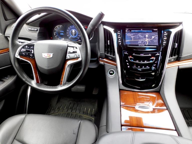 Used 2017 Cadillac Escalade 4WD 4dr Luxury Used 2017 Cadillac Escalade 4WD 4dr Luxury for sale  at Metro West Motorcars LLC in Shrewsbury MA 10