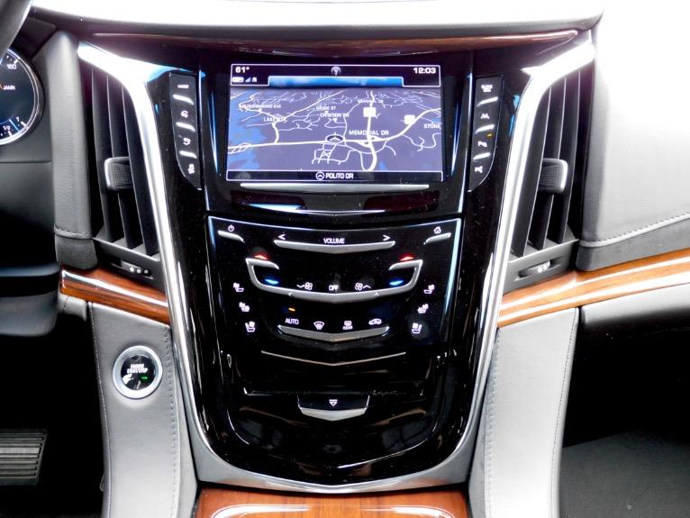 Used 2017 Cadillac Escalade 4WD 4dr Luxury Used 2017 Cadillac Escalade 4WD 4dr Luxury for sale  at Metro West Motorcars LLC in Shrewsbury MA 11