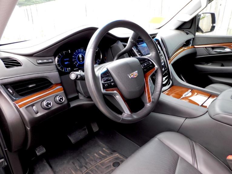 Used 2017 Cadillac Escalade 4WD 4dr Luxury Used 2017 Cadillac Escalade 4WD 4dr Luxury for sale  at Metro West Motorcars LLC in Shrewsbury MA 12