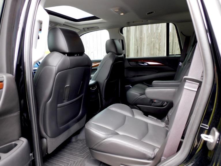 Used 2017 Cadillac Escalade 4WD 4dr Luxury Used 2017 Cadillac Escalade 4WD 4dr Luxury for sale  at Metro West Motorcars LLC in Shrewsbury MA 14
