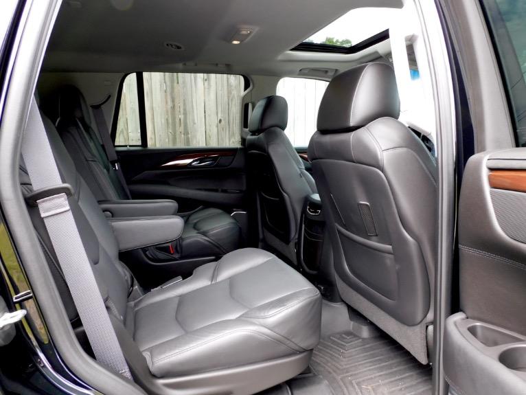 Used 2017 Cadillac Escalade 4WD 4dr Luxury Used 2017 Cadillac Escalade 4WD 4dr Luxury for sale  at Metro West Motorcars LLC in Shrewsbury MA 19
