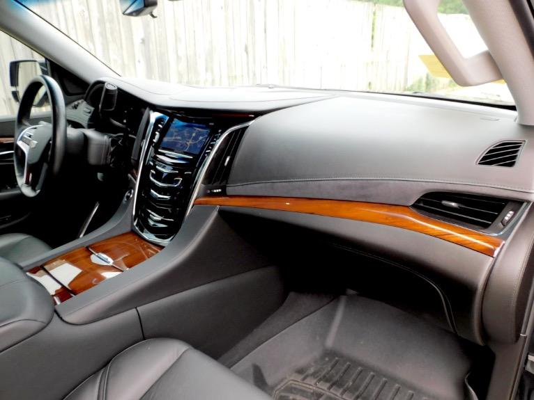 Used 2017 Cadillac Escalade 4WD 4dr Luxury Used 2017 Cadillac Escalade 4WD 4dr Luxury for sale  at Metro West Motorcars LLC in Shrewsbury MA 21
