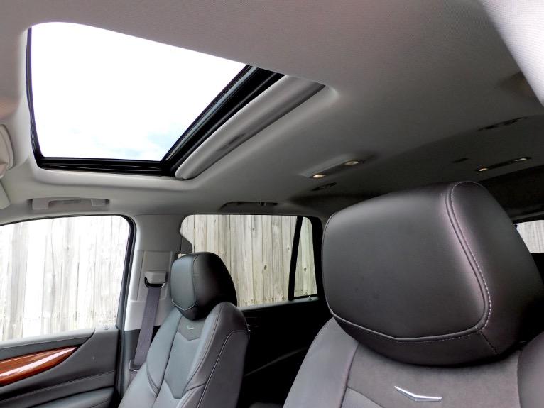 Used 2017 Cadillac Escalade 4WD 4dr Luxury Used 2017 Cadillac Escalade 4WD 4dr Luxury for sale  at Metro West Motorcars LLC in Shrewsbury MA 24