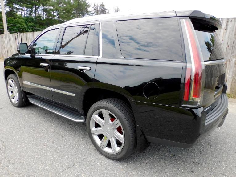 Used 2017 Cadillac Escalade 4WD 4dr Luxury Used 2017 Cadillac Escalade 4WD 4dr Luxury for sale  at Metro West Motorcars LLC in Shrewsbury MA 3