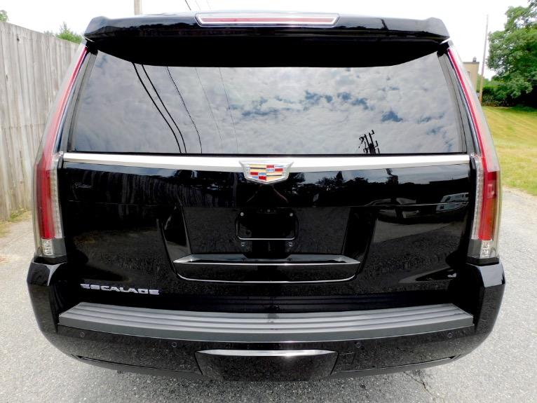 Used 2017 Cadillac Escalade 4WD 4dr Luxury Used 2017 Cadillac Escalade 4WD 4dr Luxury for sale  at Metro West Motorcars LLC in Shrewsbury MA 4