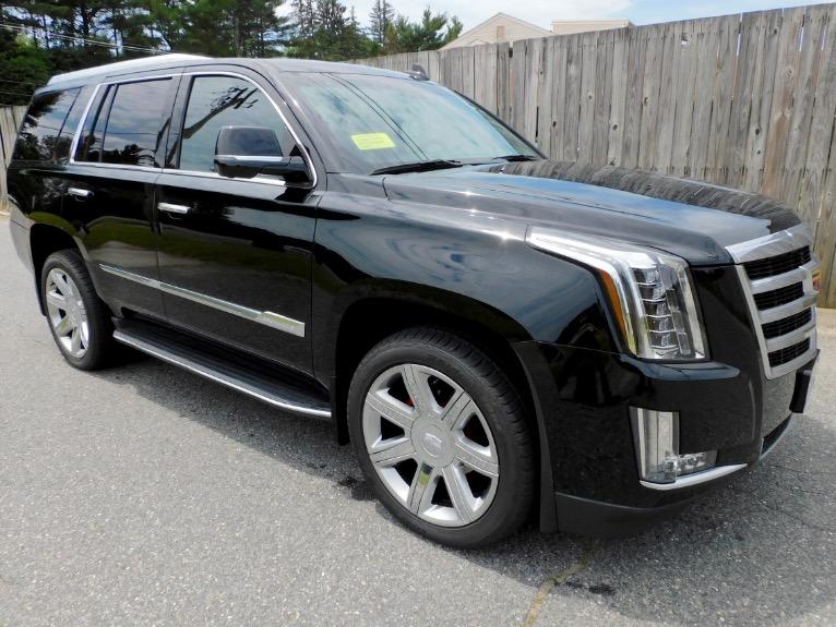Used 2017 Cadillac Escalade 4WD 4dr Luxury Used 2017 Cadillac Escalade 4WD 4dr Luxury for sale  at Metro West Motorcars LLC in Shrewsbury MA 7