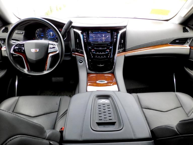 Used 2017 Cadillac Escalade 4WD 4dr Luxury Used 2017 Cadillac Escalade 4WD 4dr Luxury for sale  at Metro West Motorcars LLC in Shrewsbury MA 9