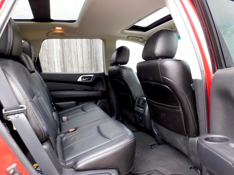 Used 2014 Nissan Pathfinder SL 4WD Used 2014 Nissan Pathfinder SL 4WD for sale  at Metro West Motorcars LLC in Shrewsbury MA 21