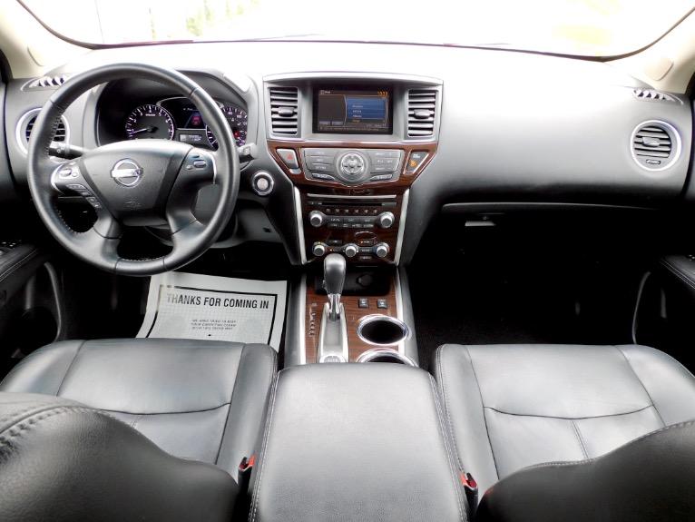 Used 2014 Nissan Pathfinder SL 4WD Used 2014 Nissan Pathfinder SL 4WD for sale  at Metro West Motorcars LLC in Shrewsbury MA 9