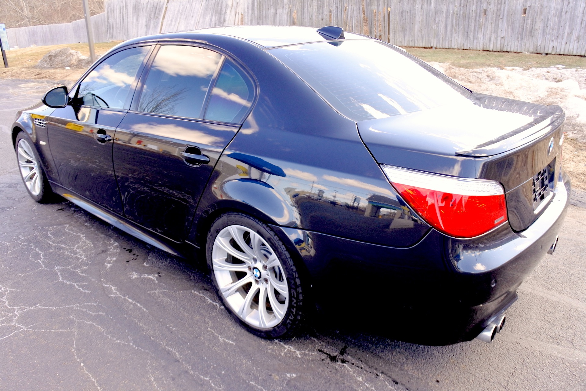 Used 2010 BMW M5 4dr Sdn Used 2010 BMW M5 4dr Sdn for sale  at Metro West Motorcars LLC in Shrewsbury MA 3