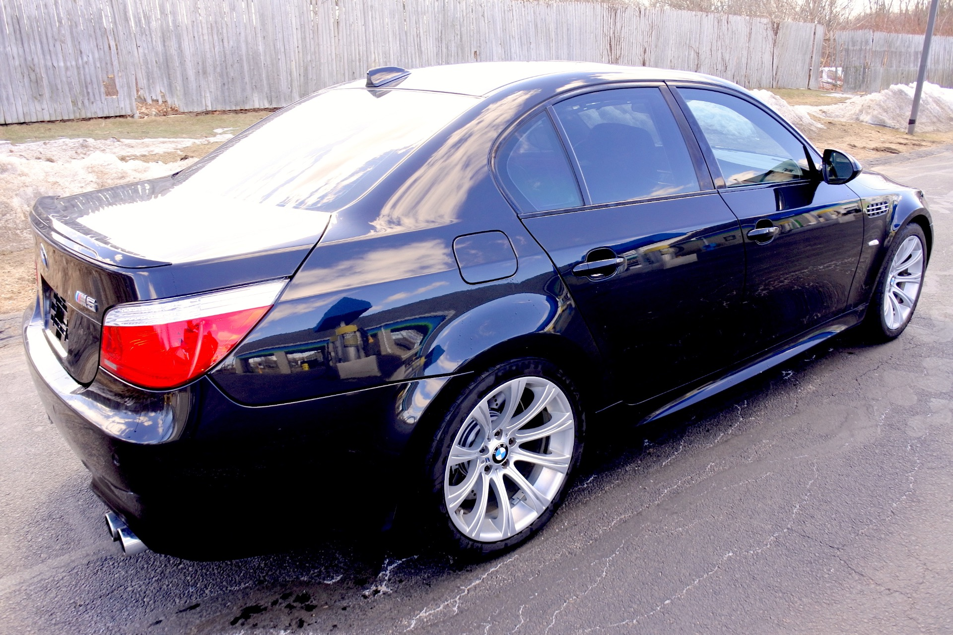 Used 2010 BMW M5 4dr Sdn Used 2010 BMW M5 4dr Sdn for sale  at Metro West Motorcars LLC in Shrewsbury MA 4