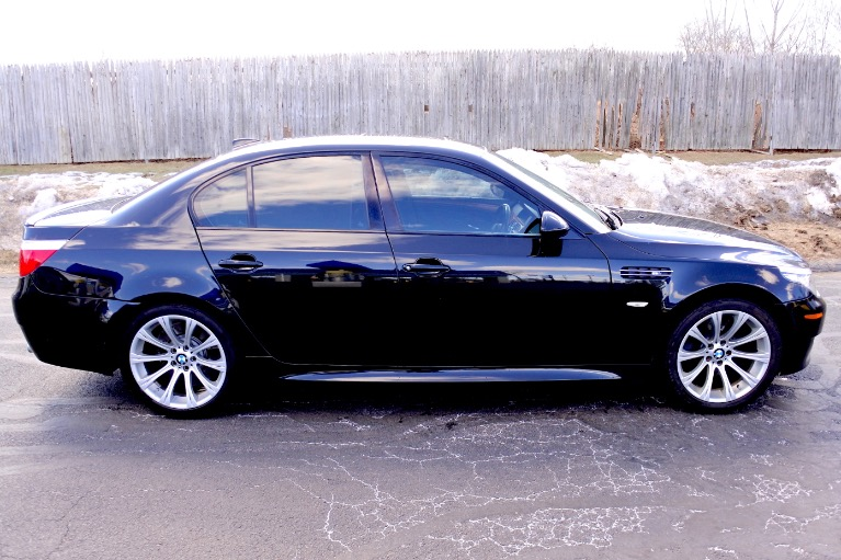 Used 2010 BMW M5 4dr Sdn Used 2010 BMW M5 4dr Sdn for sale  at Metro West Motorcars LLC in Shrewsbury MA 5