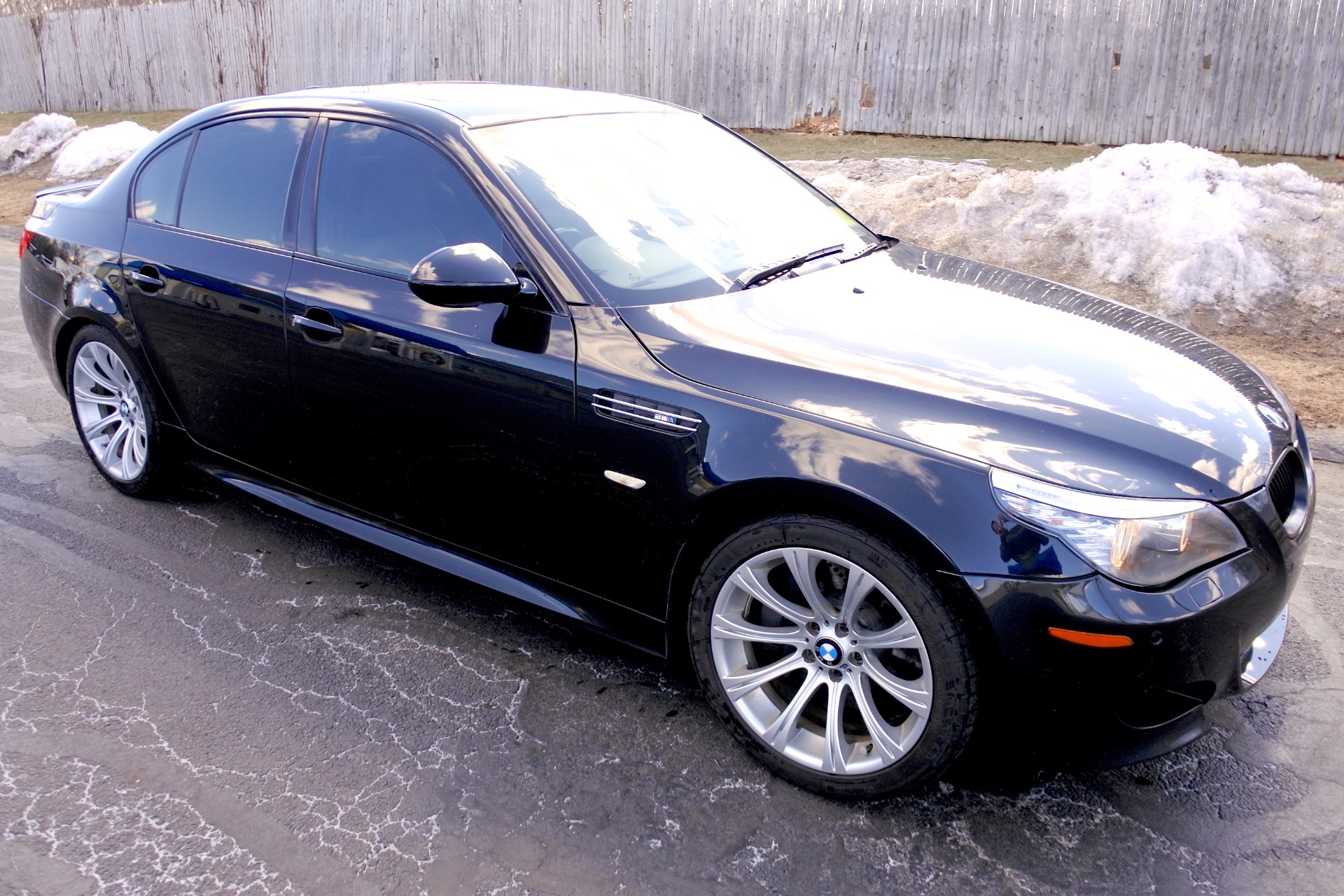 Used 2010 BMW M5 4dr Sdn Used 2010 BMW M5 4dr Sdn for sale  at Metro West Motorcars LLC in Shrewsbury MA 6