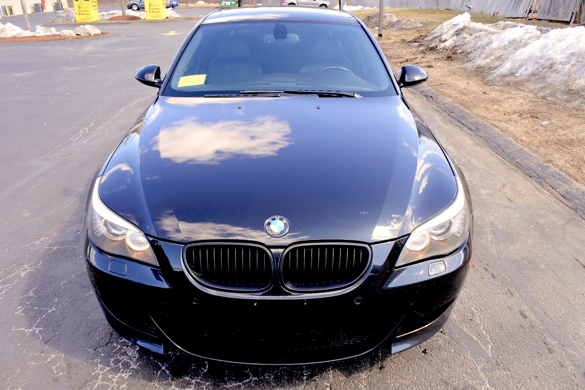Used 2010 BMW M5 4dr Sdn Used 2010 BMW M5 4dr Sdn for sale  at Metro West Motorcars LLC in Shrewsbury MA 7